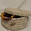 Thumbnail: Buhle natural reed handwoven Cosmetic Case