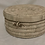 Thumbnail: Buhle Fully Lined Natural Reed Handwoven Cosmetic Case