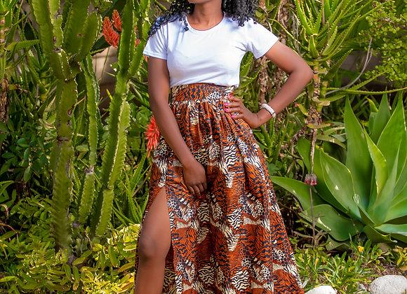 Vimbo Maxi Skirt