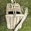 Thumbnail: Ruvi -Natural Reed hand-woven handbag