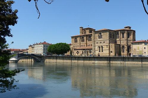 ROMANS : Centre historique