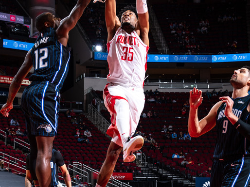 Getting Back On Track: Rockets blowout Orlando with the help of some key role players.