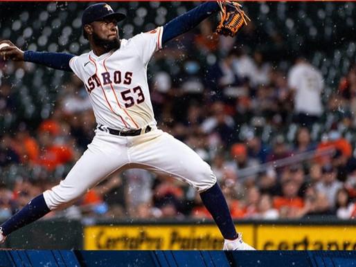 """Astros Put A """"Stain"""" On The Mariners Record Behind Pitching Performance Of Javier"""