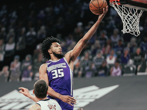 Sacramento Kings may be suffering from daddy issues when it comes to one of its starters