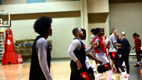 Rockets Open Training Camp With Intensity