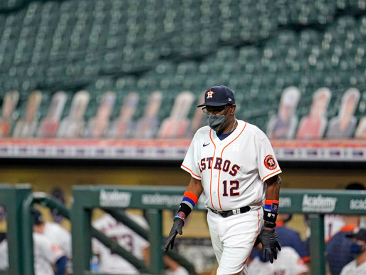 Astros Need To Readjust As They Head To Colorado