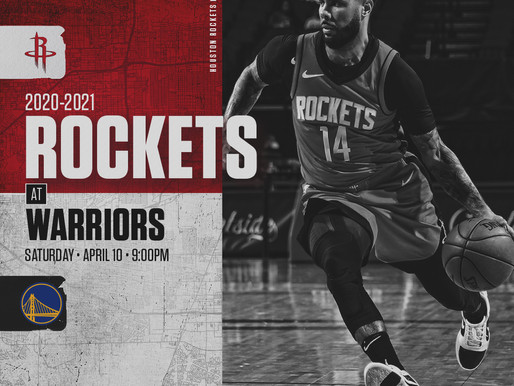 Rockets Face Warriors After Tough Loss Against The Clippers
