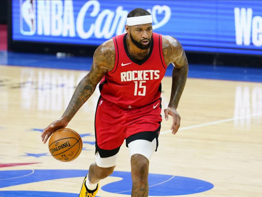 Cousins and Rockets are set to part ways at some point this season according to reports