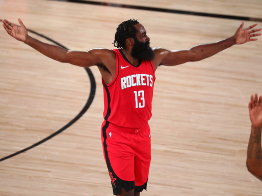 All Eyes On Me: Rockets superstar James Harden returns to the court after a rough offseason.