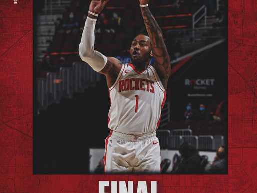 Rockets drop ninth straight game in Cleveland