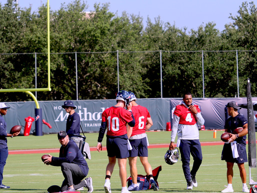 Texans Training Camp After Action Review