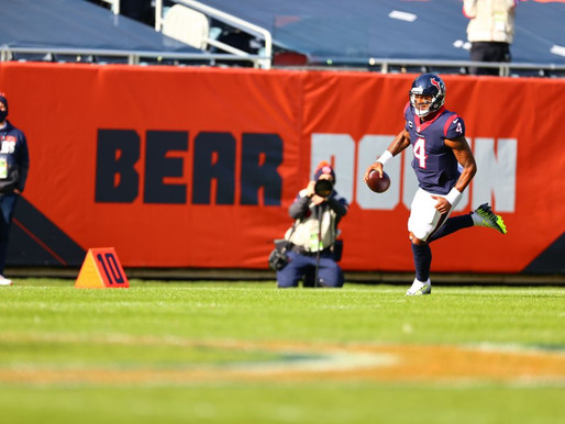 Non-Compete Clause  Texans get blown out by the Bears 36-7