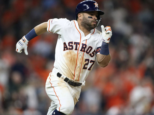 Cold Bats Leads To Another Astros Loss