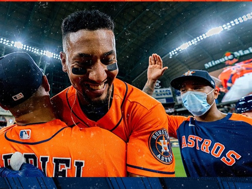 Garcia Gets Revenge On His Former Team As The Astros Win In Extra Innings