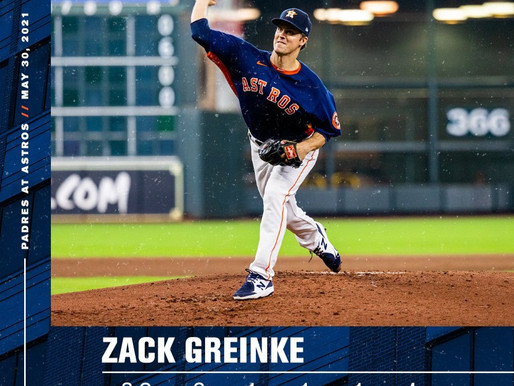 """Astros Ace Should Change His Name To, """"Zack Greinke, M.D."""""""