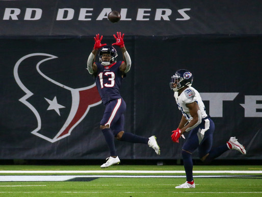 Texans Wide Receiver Brandin Cooks Focuses On What He Can Control