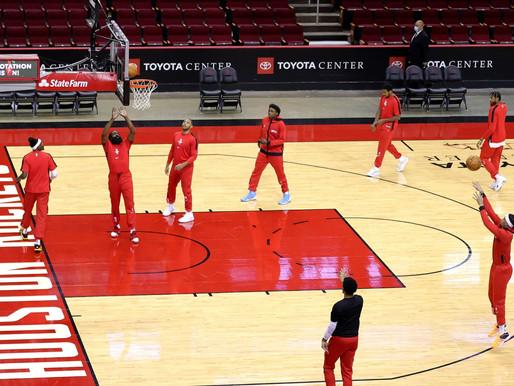 Rockets NBA Season Opener Cancelled Due To COVID