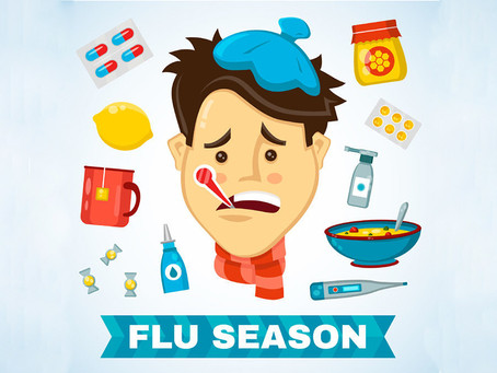 5 Easy Ways to Help Prevent the Flu this Season