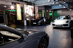 Алекс Ваулин & Porsche Спорткар-Цент