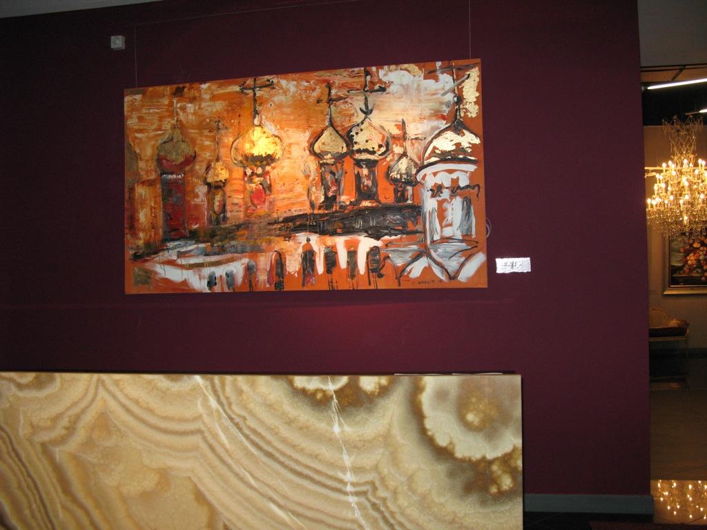 Выставка Alex Vaulin