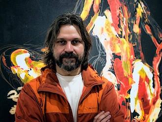 «Путь пилигрима: три шага» — выставка Алексея Ваулина