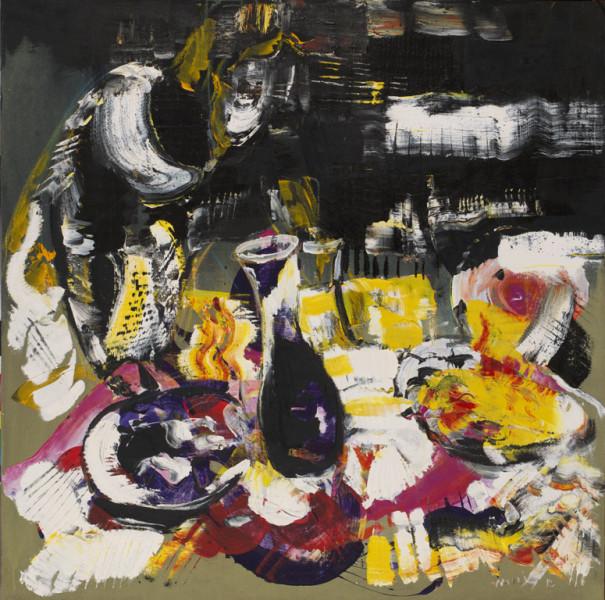Алексей Ваулин «Креветки и вино» 2013
