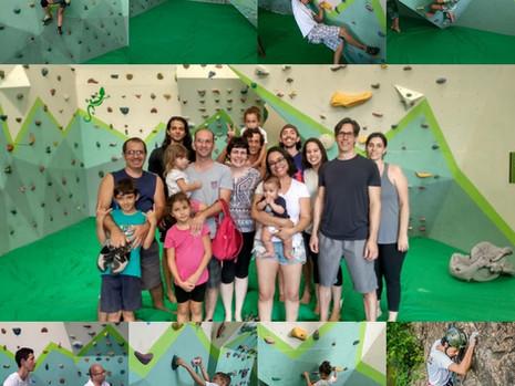 Entrevista com o escalador Bruno Magalhães do Grupo Rocha Escalada de Marília-SP.