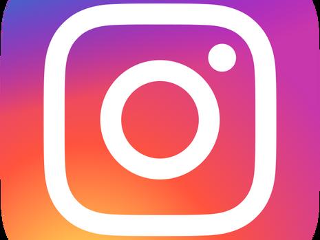 Siga nossas contas do instagram