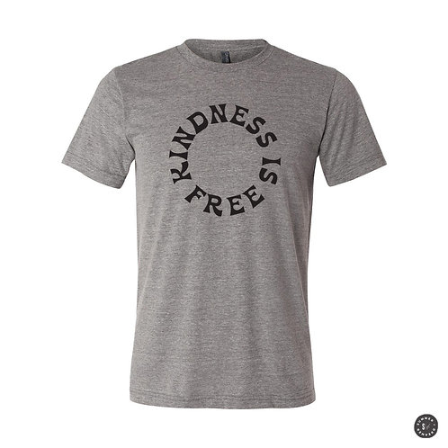 KINDNESS IS FREE Unisex Tee - Various Colors