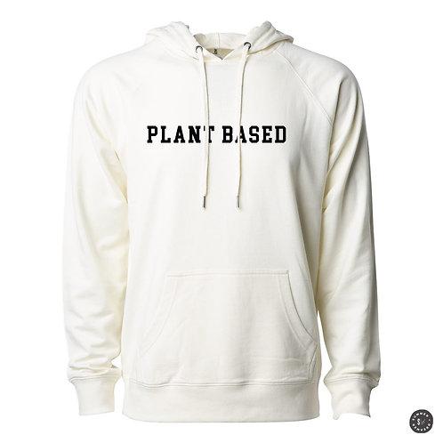 PLANT BASED Hoodie - Bone
