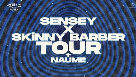 SENSEY SKINNY BARBER TOUR