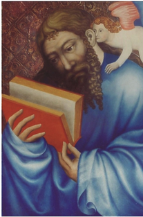 Mistr Theodorik, Sv. Matouš