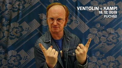 VENTOLIN + KAMP!