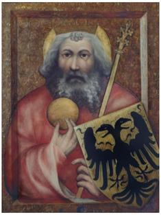 Mistr Theodorik, Sv. Karel Veliký