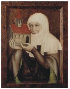 Mistr Theodorik, Sv. Kunhuta
