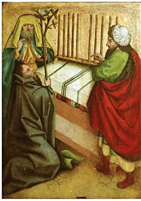 Neznámý mistr, Sv. Josef