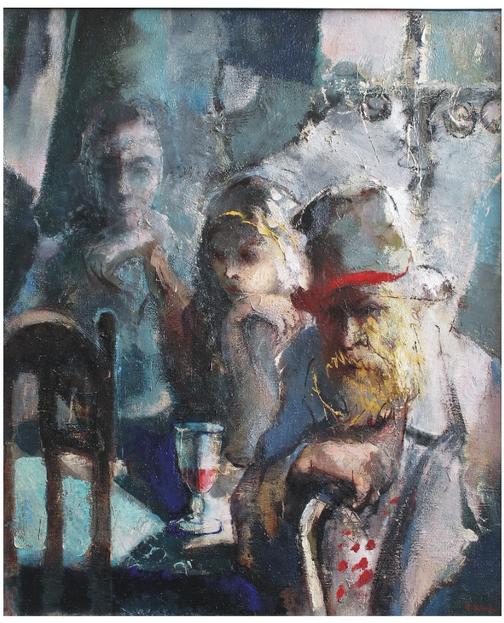 Prázdná židle, 1979