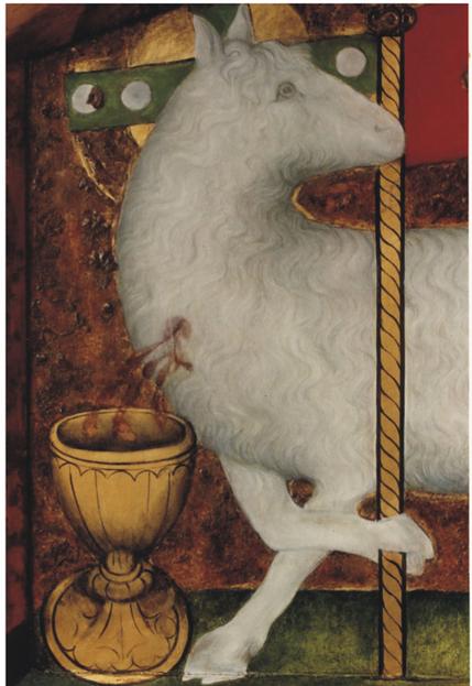 Mistr Theodorik, Beránek boží