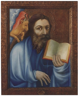 Mistr Theodorik, Sv. Lukáš