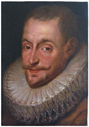 P. P. Rubens (dílna), Podobizna A. Spinoly
