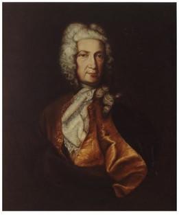Anonym, zámecké barokní portréty