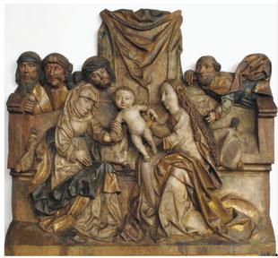 M. Maštalské mad., Příbuzenstvo Kristovo