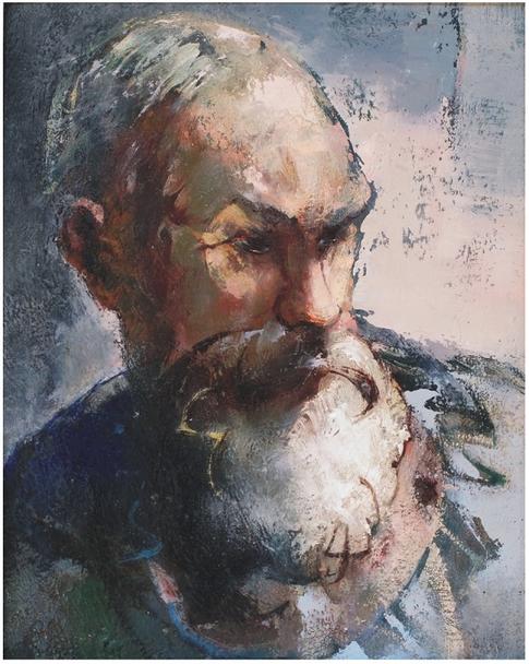 Portrét J. M. Hořického