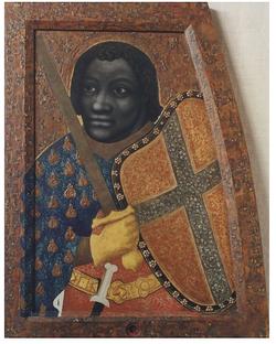 Mistr Theodorik, Sv. Mořic