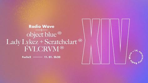 RADIO WAVE 14. NAROZENINY