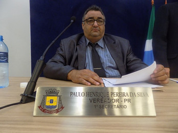 Paulo da Pax (PR) é eleito presidente da Câmara