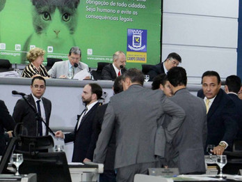 Câmara devolve R$ 7 milhões do duodécimo para a Prefeitura de Campo Grande