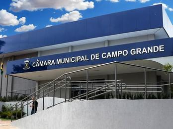 Câmara de Campo Grande cancela sessão por morte de familiares de três vereadores