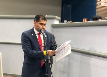 Vereador Betinho encaminha solicitações de melhorias para a Sisep e Agetran