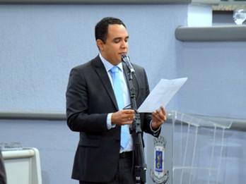 Vereador Odilon assume vice-presidência da Comissão de Finanças e Orçamento da Câmara Municipal da C
